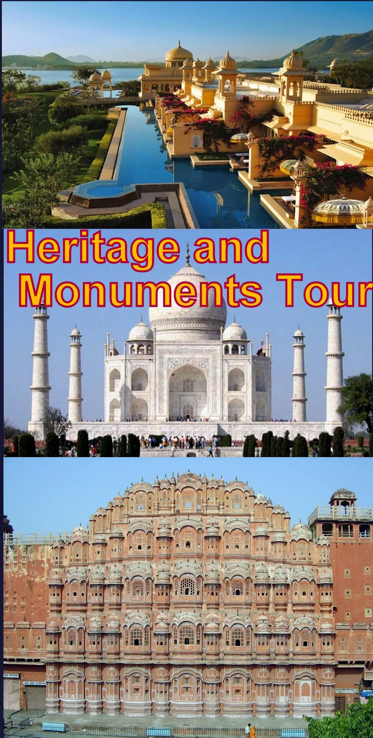 Indian Monuments Tour