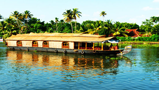 Kerala Backawaters