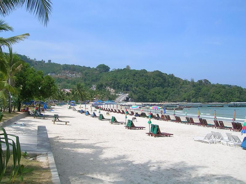 Bangkok Pattaya Phuket Tour Packages